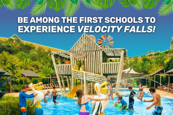 Jamberoo School Excursions Experience Velocity Falls